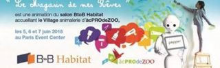 Le SECIMPAC partenaire du salon BtoB HABITAT du 5 au 7 juin 2018 au Paris Event Center