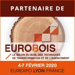 Le SECIMPAC, partenaire du salon EUROBOIS du 4 au 7 février 2020 à Lyon