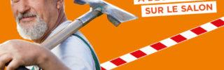 Le SECIMPAC partenaire d'Aquibat, le Salon Professionnel du Bâtiment au Parc des Expositions de Bordeaux du 26 au 28 février 2020 !